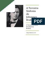 Andersen Viana a Terceira Sinfonia de Johannes Brahms