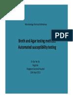 AST Testing Methods