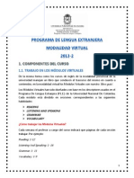 Guia Del Estudiante P.L.E. Modalidad Virtual
