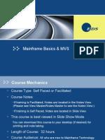 Mainframe Basics