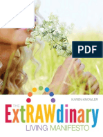 The ExtRAWdinary Living Manifesto
