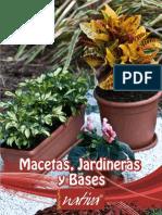 Catalogo Macetas