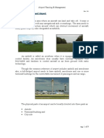 Airport planning & mgmt
