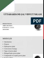 Uttarakhand Jal Vidyuit Nigam-2