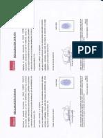 Declaracion Jurada 2009