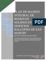 (PMIRS) Edificios Balcones de San Martin !!