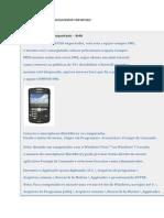 COLOCA OPÇÃO DE SMS NO BLACKBERRY IMPORTADO