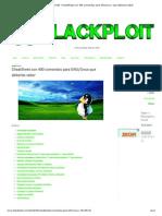 Blackploit [PenTest]_ CheatSheet con 400 comandos para GNU_Linux que deberías saber