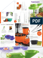 Mid Sept Tupperware Sales Catalog