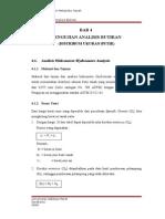 Bab 4 Pengujian Analisis Butiran