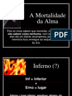 2.11 Mortalidade Da Alma - Parte I