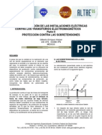 EL ABC DE PROTECCIÓN DE LAS INSTALACIONES ELÉCTRICAS