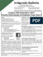 2013-09-29-26th Ordinary Year C