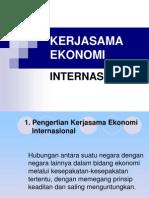 kerjasama-ekonomi internasional
