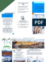 artic tundra broshure