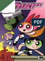 Powerpuff Girls #1 (of 5) Preview