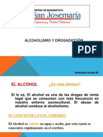 Alcohol y Droga Andre