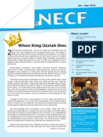 Berita NECF - January-March 2013
