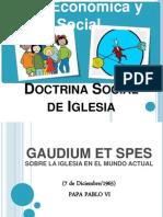 Enciclicas acerca de la vida social y economica(dctrina social)