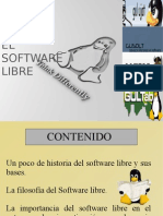 3. Software Libre
