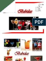 Bebidas Presentacion