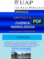 Cap. 2 Cuenca Hidrologica