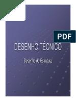 Desenho. t Cnico Estrutra 2008 r1