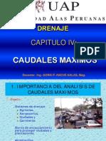 Cap. 4 Caudales Maximos p1