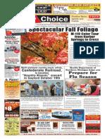 Weekly Choice - September 26, 2013
