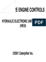 3408E-3412E Engine Controls