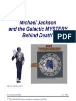 Michael Jackson and the Galactic Mystery Behind Death