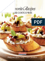 Favorite Recipes the Costco Way 2007