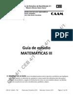 Guia Mate III 2013