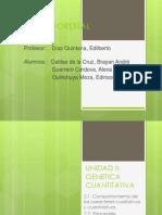 Genetica Forestal