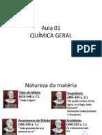Aula 01 - Quimica Geral - Natureza e Classificacao Da Materia_20130812112652