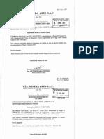 Informes MEM- 1er 2007