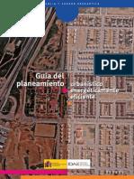 Guía del planeamiento urbanístico energéticamente eficiente - IDAE e Institut Cerdà (2007)