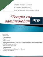 Terapia Con Inmunoglobulinas