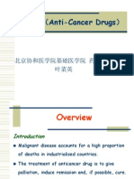 Anti-Cancer Drugs (1)