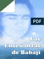 La Enseñanza de Babaji (Spanish edition)