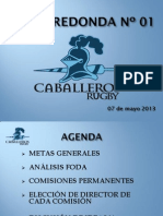 Comisiones Crcm Rugby