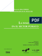 Telefonica La Innovacion en El Sector Publico Ceprede 2005