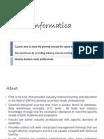 Informatica Brochure