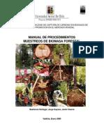 Manual de Procedimientos Para Determinar La Biomasa Forestal