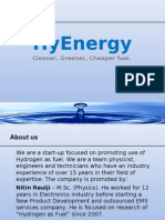 HyEnergy Presentation
