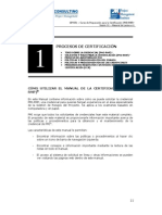 Procesos de Certificacin PMI- RMP