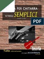 Teoria Per Chitarra in Parole Semplici - eBook