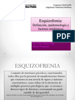 Esquizofrenia I 2013-2