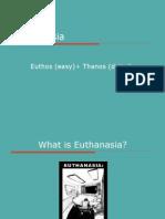 Euthanasia Presentation