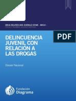 DELINCUENCIA JUVENIL RELACIÓN A LAS DROGAS